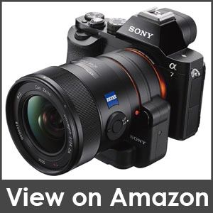 Sony a7 Full-Frame Mirrorless