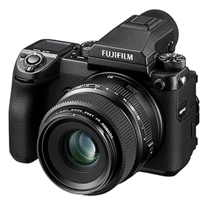 Fujifilm GFX 50S 51.4MP camera review