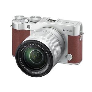 Fujifilm X-A3 Mirrorless Camera review
