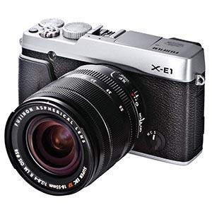 Fujifilm X-E1 16.3 MP Camera Review