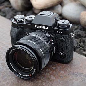 Fujifilm X-T1 16 MP Mirrorless Digital Camera Review