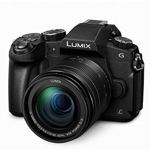 PANASONIC LUMIX G85 camera review