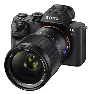 Sony a7R II Full-Frame camera review