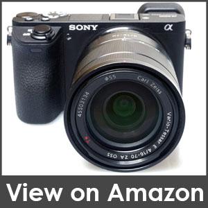 Sony Alpha a6500 Digital Camera