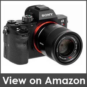Sony a7R II Full-Frame Mirrorless