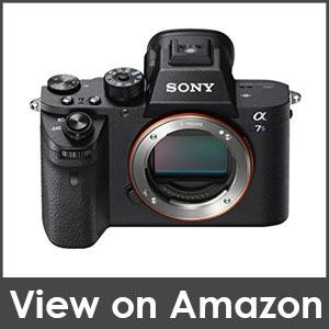 Sony a7S II ILCE7SM2/B 12.2 MP