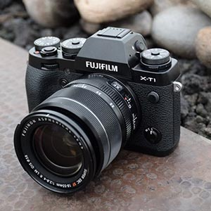 Fujifilm X-T1 16 MP Mirrorless Digital Camera Review