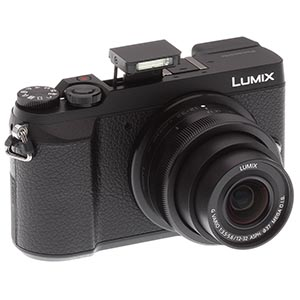 PANASONIC LUMIX GX85 4K Mirrorless Camera DMC-GX85KK Review